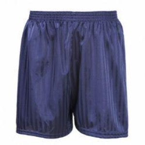 Ruskin Junior Navy PE Shorts