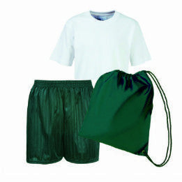 Great Doddington PE Kit with logo