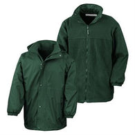 South End Infant Bottle Stormdry Jacket with Logo