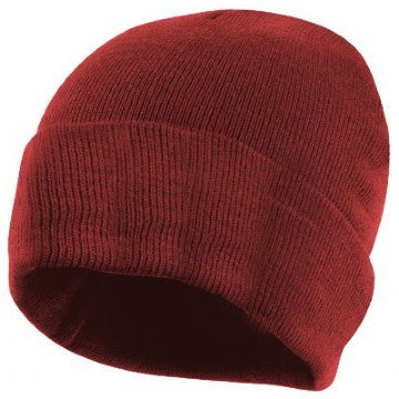 Overstone Knitted Hat with Logo
