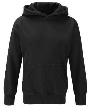 Team Balancise Black Hoodie with Logo