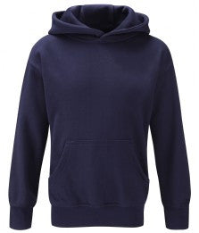 Classic Hooded Sweatshirt Plain