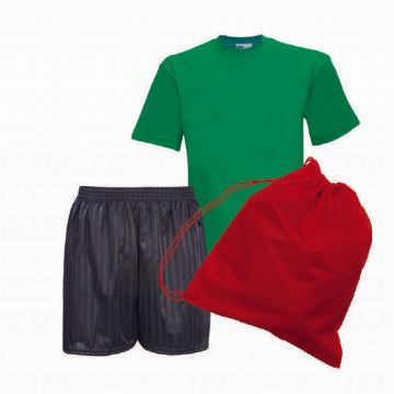 Wilby PE Kit with Logo