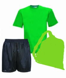 Ecton Village PE Kit with Logo