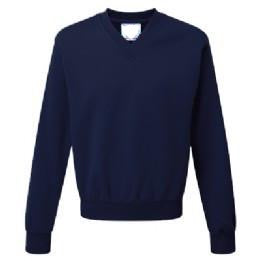 Freeman's V Neck Sweatshirt