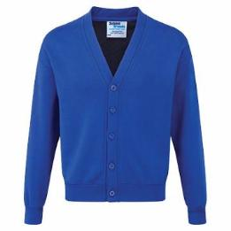 Mears Ashby Essential Sweatcardigan with Logo