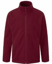 School Order Olympic Fleece Burgundy