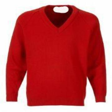 Wilby Knitted Jumper with Logo