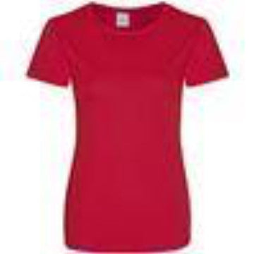 Running Buddies Girlie cool smooth T