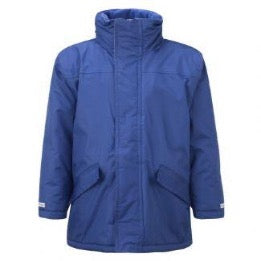 St Andrew's Primary Royal Parka Jacket with Logo