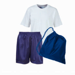 St Andrew's Primary PE Kit with Logo