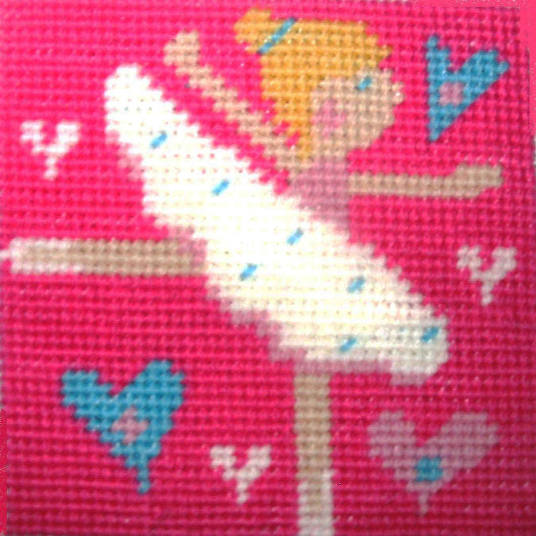 Ballerina Needlepoint Kit
