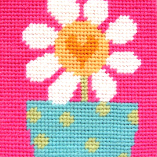 Daisy Needlepoint Kit