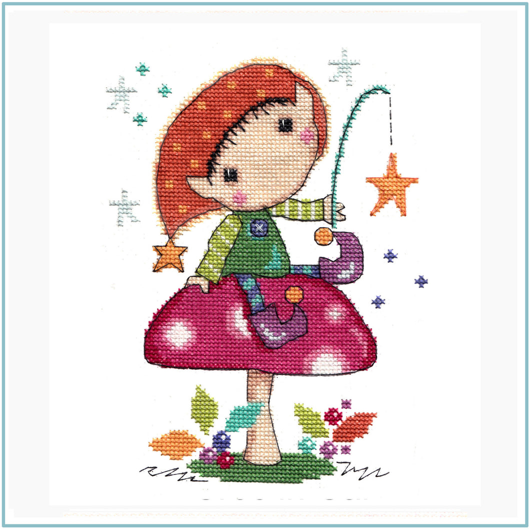 Lazy Days Cross Stitch Chart