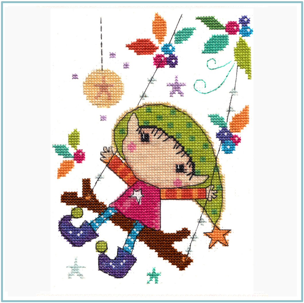 Playtime Cross Stitch Chart
