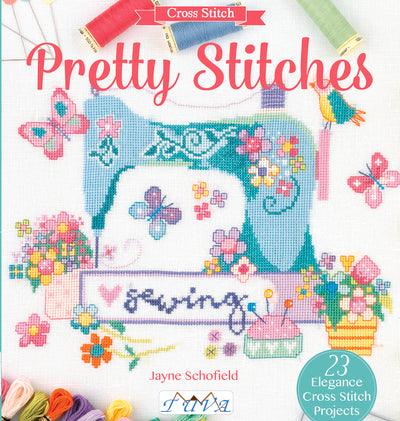 Pretty Stitches Cross Stitch Book