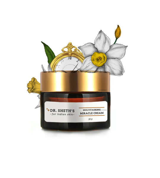 Dr. Sheth's Multitasking Miracle Cream