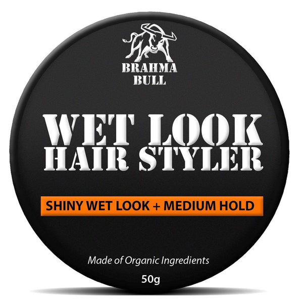 Wet Look Hair Styler - Brahma Bull