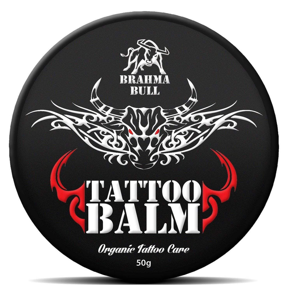 Hair Removal Cream & Tattoo Balm - Brahma Bull