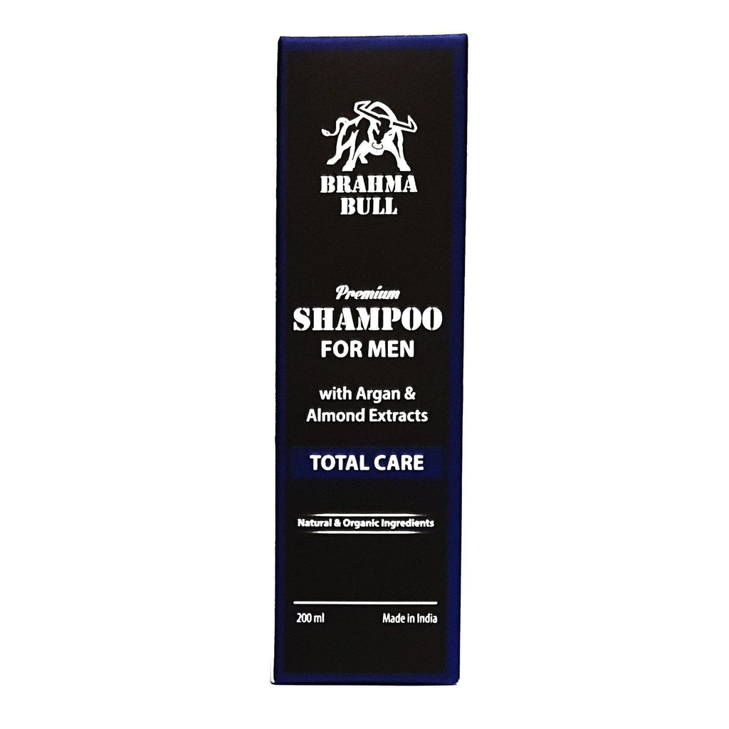 Premium Shampoo for Men - Brahma Bull - Men's Grooming