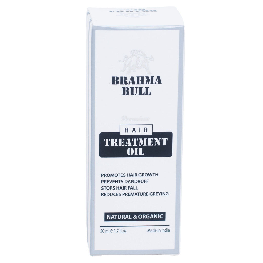 Hair Treatment Oil - Brahma Bull - Men's Grooming