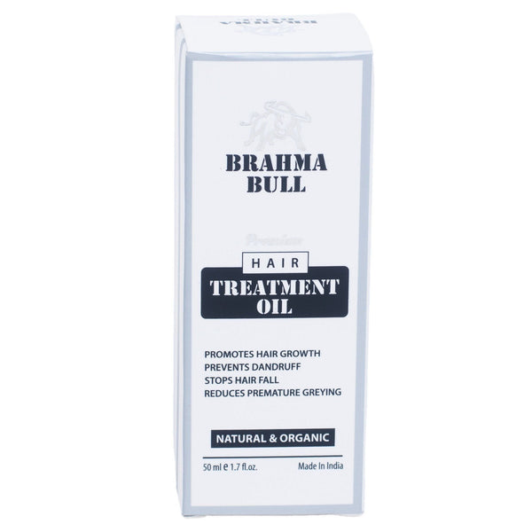 Hair Treatment Oil - Brahma Bull