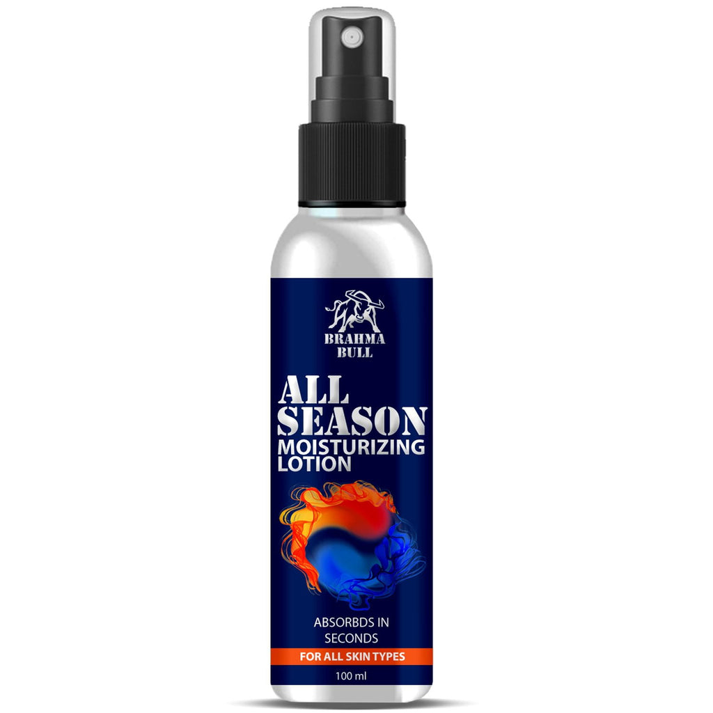 All Season Moisturizing Lotion - Brahma Bull - Men's Grooming