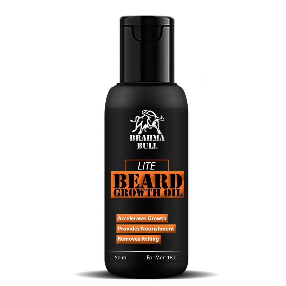 Beard Growth Pack - Brahma Bull - Men's Grooming