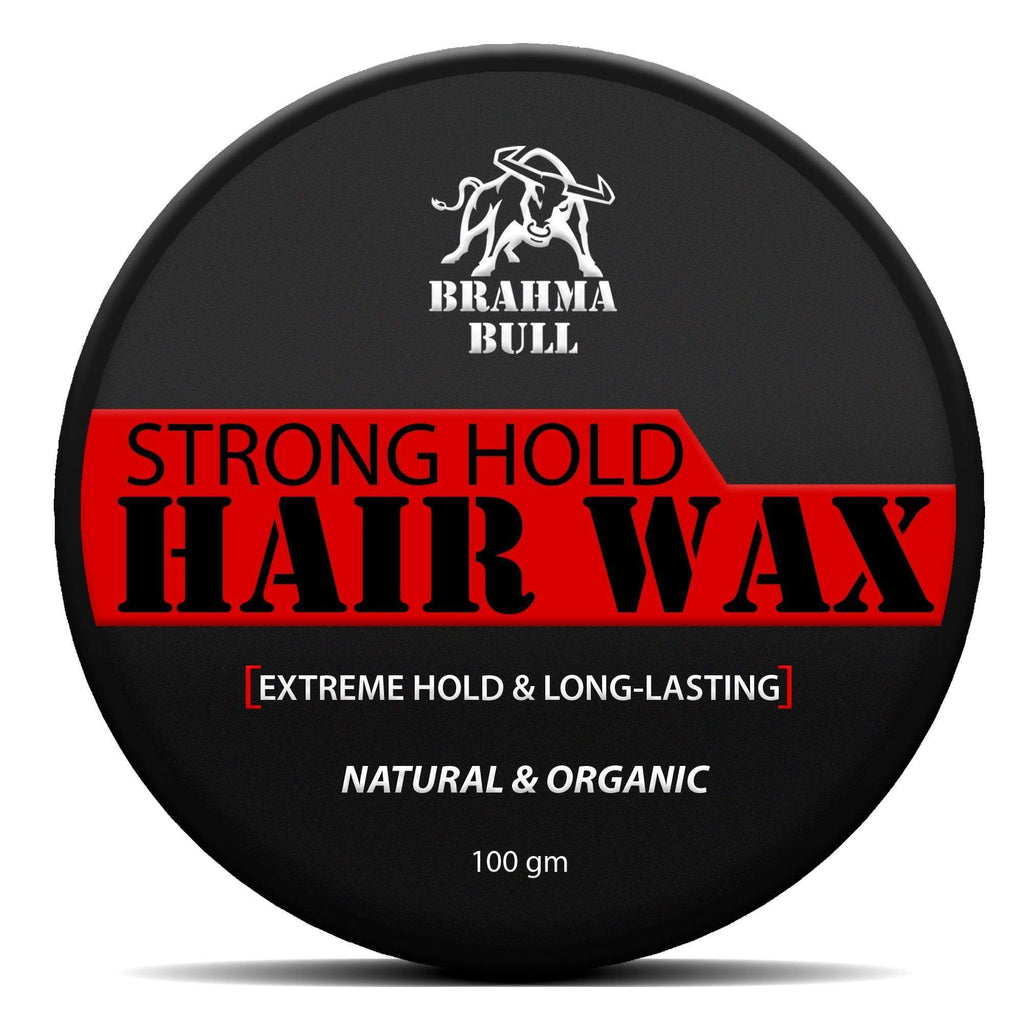 Hair Wax & Serum Combo - Brahma Bull - Men's Grooming