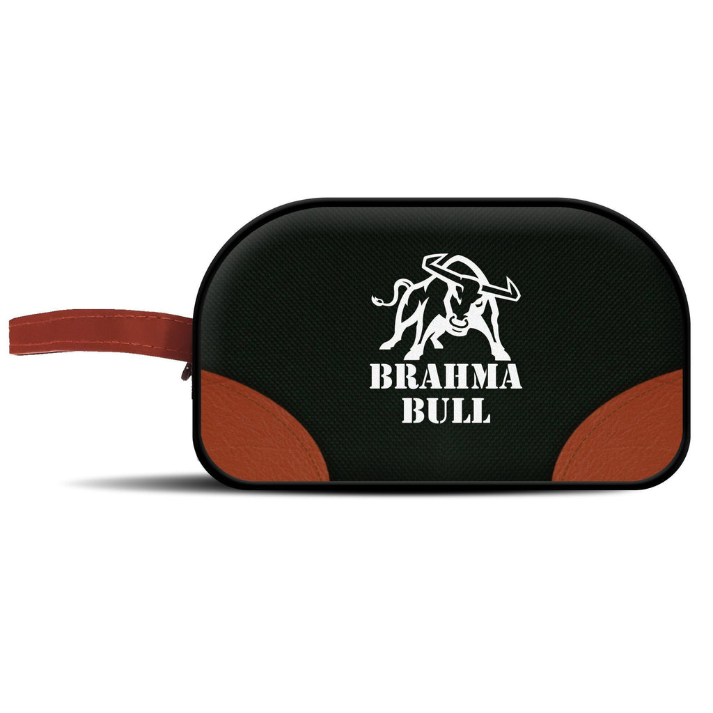 The Beard Man Travel Kit (Oily Skin) - Brahma Bull - Men's Grooming