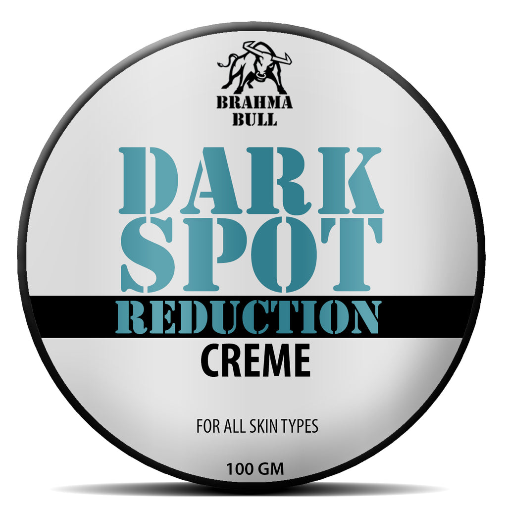 Dark Spot Reduction Creme - 100 gm - Brahma Bull - Men's Grooming