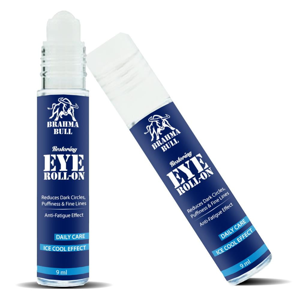Eye Roll On & Face Wash - Brahma Bull - Men's Grooming