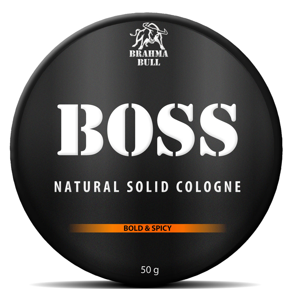 BOSS Natural Solid Cologne - Brahma Bull