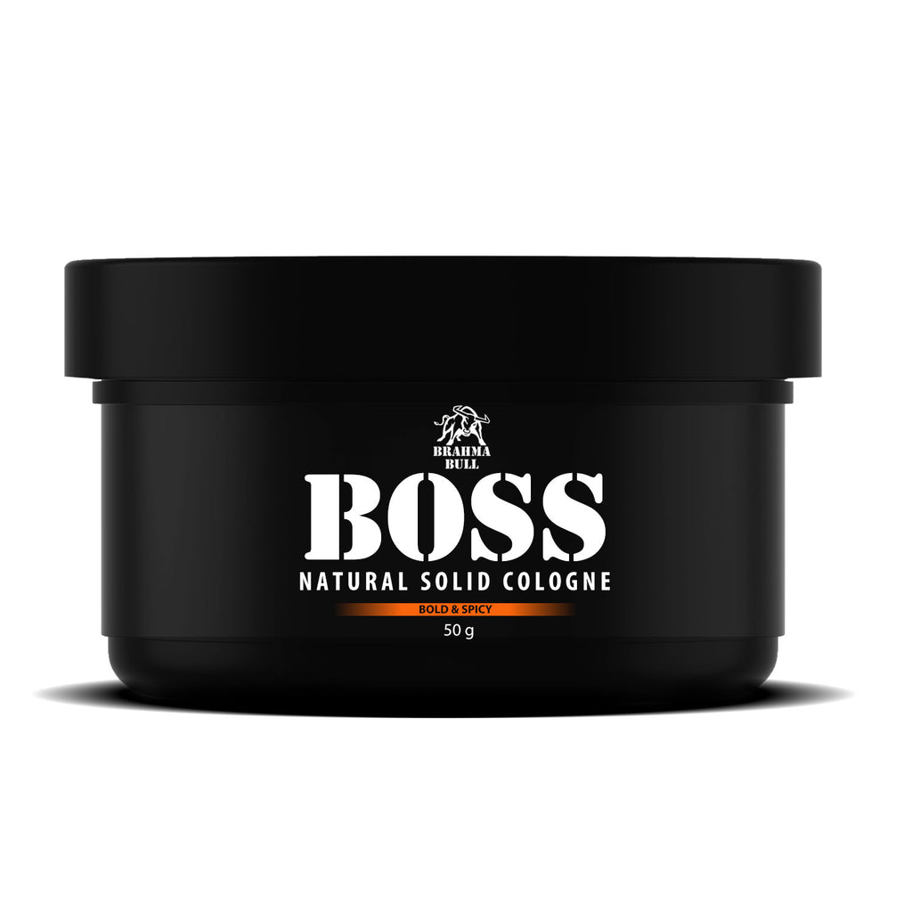 BOSS Natural Solid Cologne - Brahma Bull - Men's Grooming