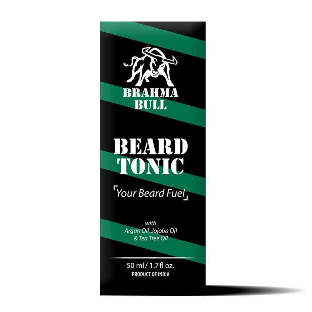 Beard Tonic - Brahma Bull - Men's Grooming