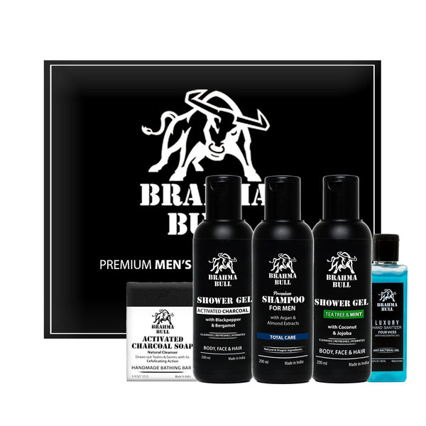 The Might Man Set - Brahma Bull