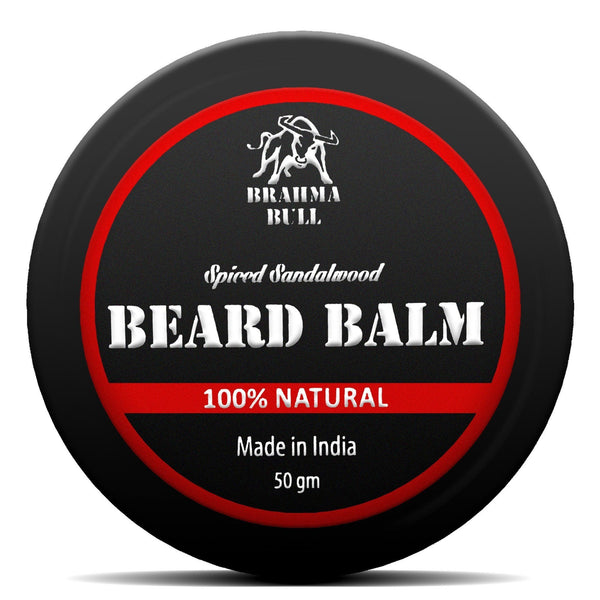 The Beard Man Travel Kit (Oily Skin) - Brahma Bull