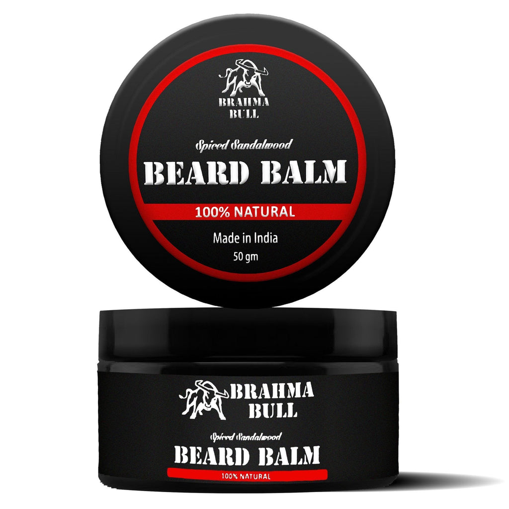 Beard Balm (Pack of 2) - Brahma Bull - Men's Grooming