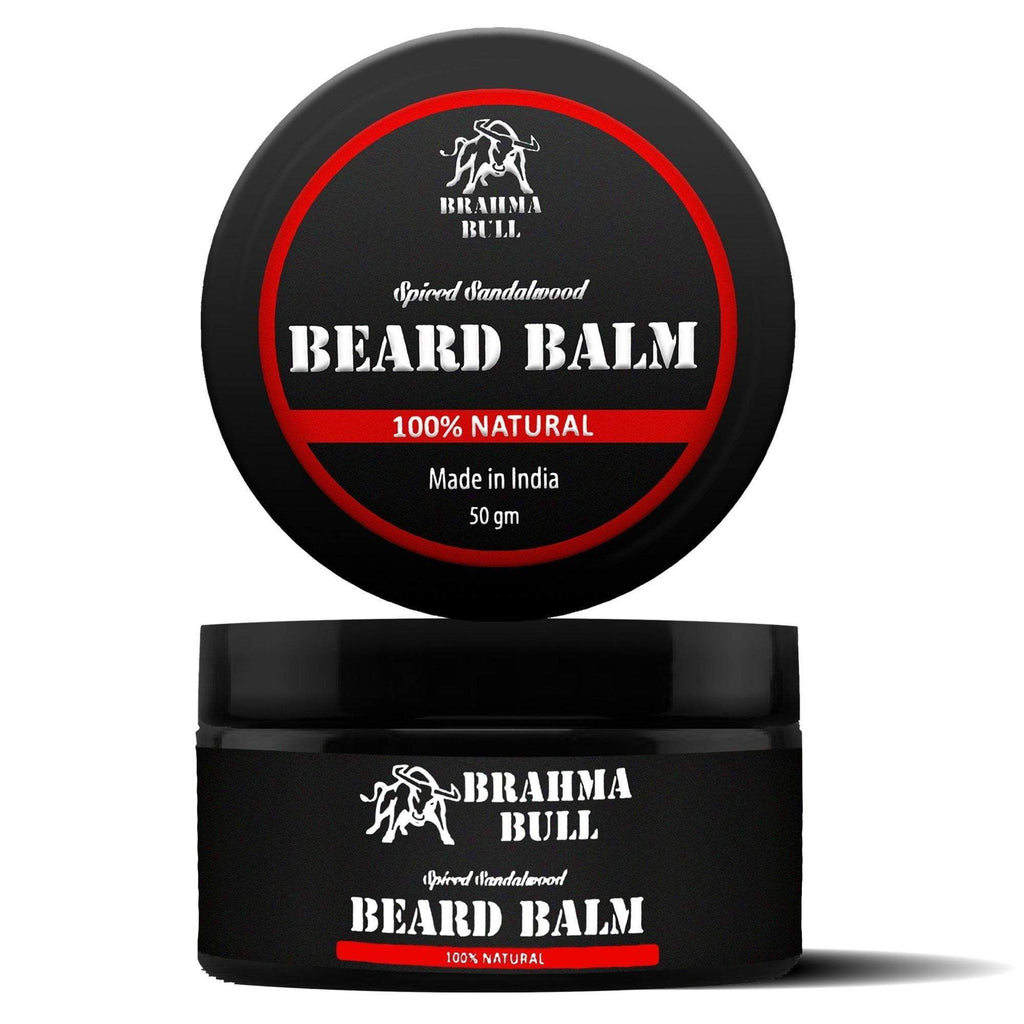 The Mighty Beard Care Kit - Brahma Bull - Men's Grooming