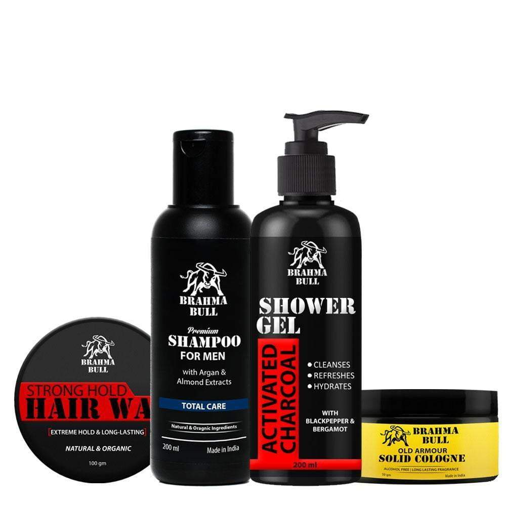 The Sexy Men Combo - Brahma Bull - Men's Grooming