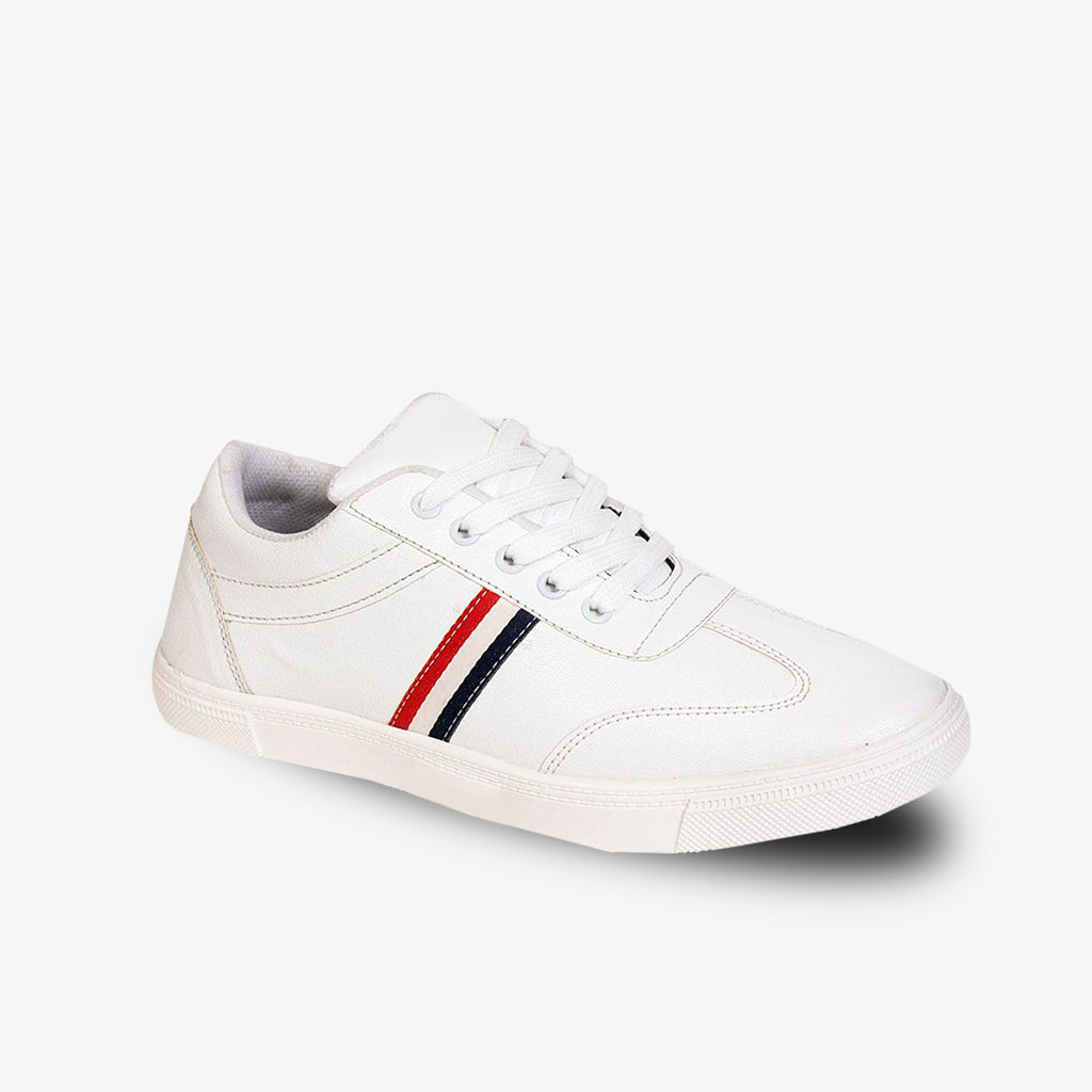 Polo 'White' 3.0 Sneakers - Brahma Bull - Men's Grooming