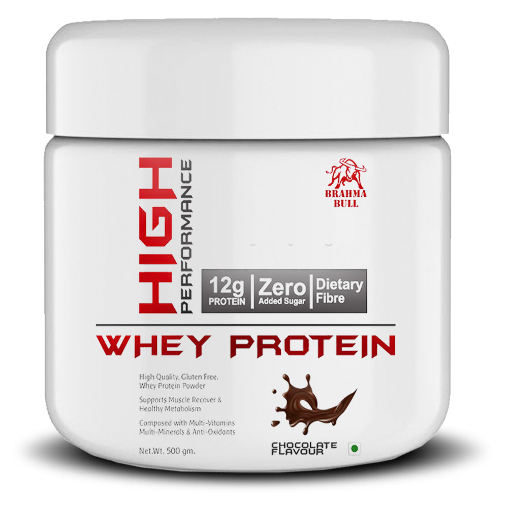 High Performance Whey Protein Powder