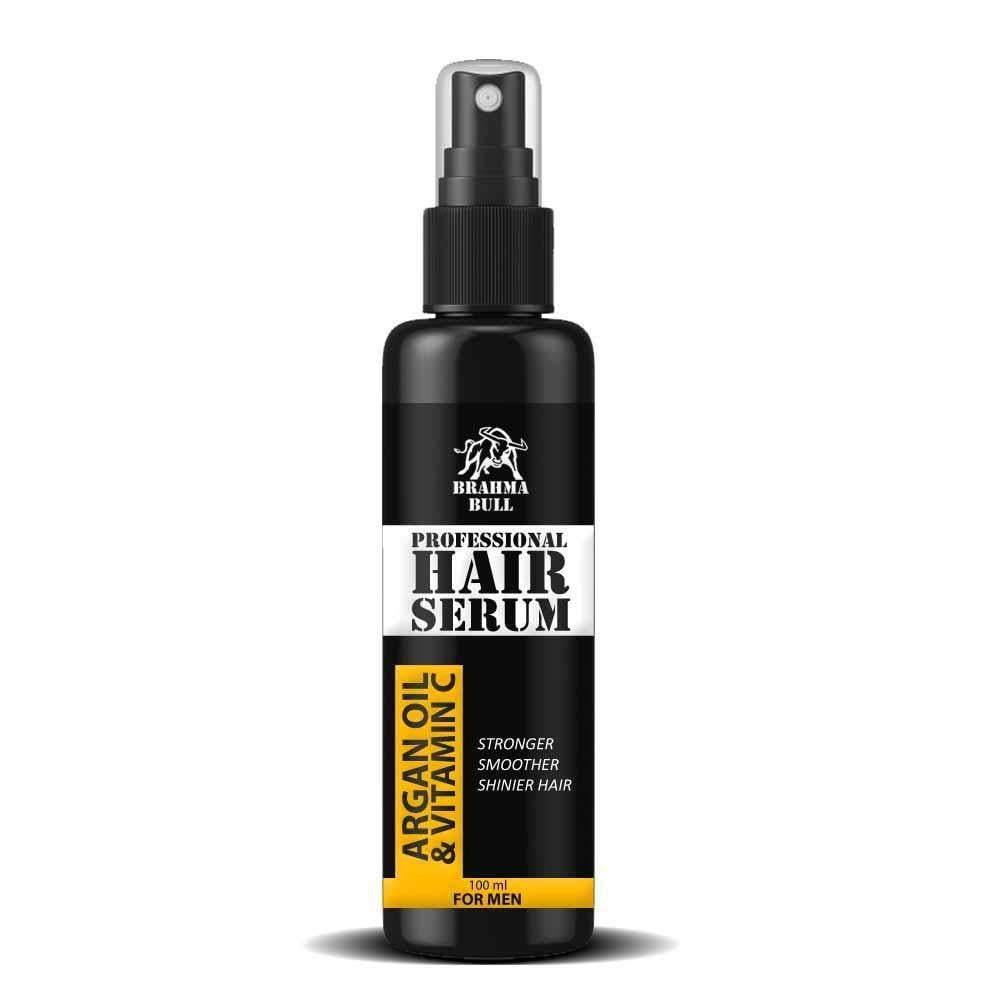 Hair Growth Oil & Professional Hair Serum - Brahma Bull