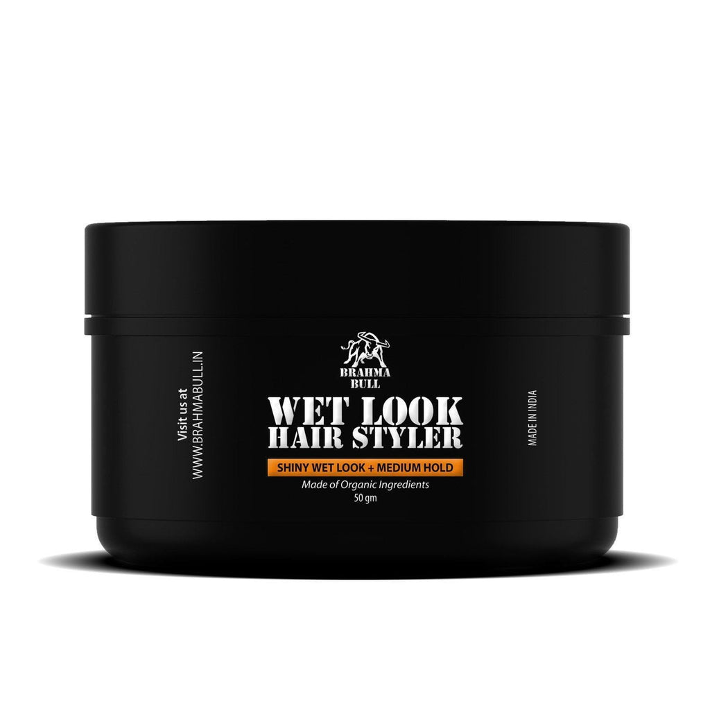 Wet Look Hair Styler - Brahma Bull - Men's Grooming