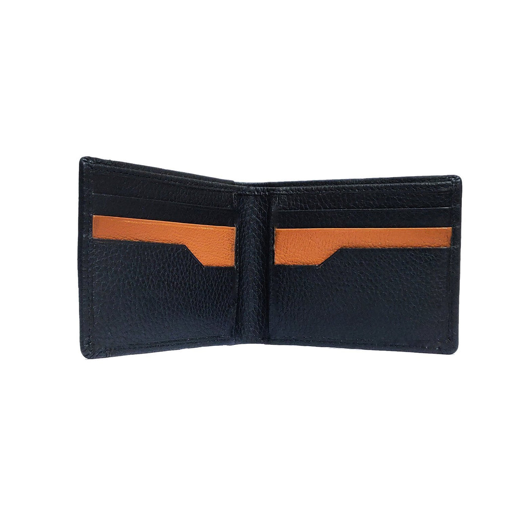 Brahma Bull Ignacio Edition - Black Leather Wallet - Brahma Bull - Men's Grooming