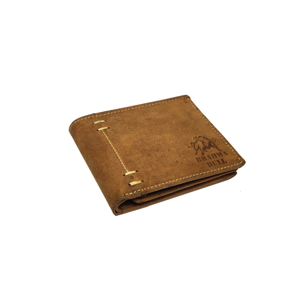 Brahma Bull Texas Edition Genuine Leather Wallet - Brahma Bull