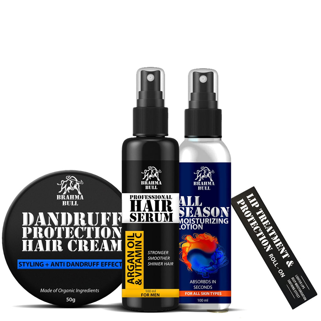 Winter Care Pack - Brahma Bull - Men's Grooming