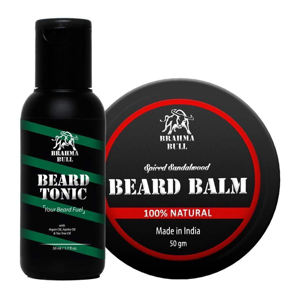 Beard Tonic & Balm - Brahma Bull - Men's Grooming