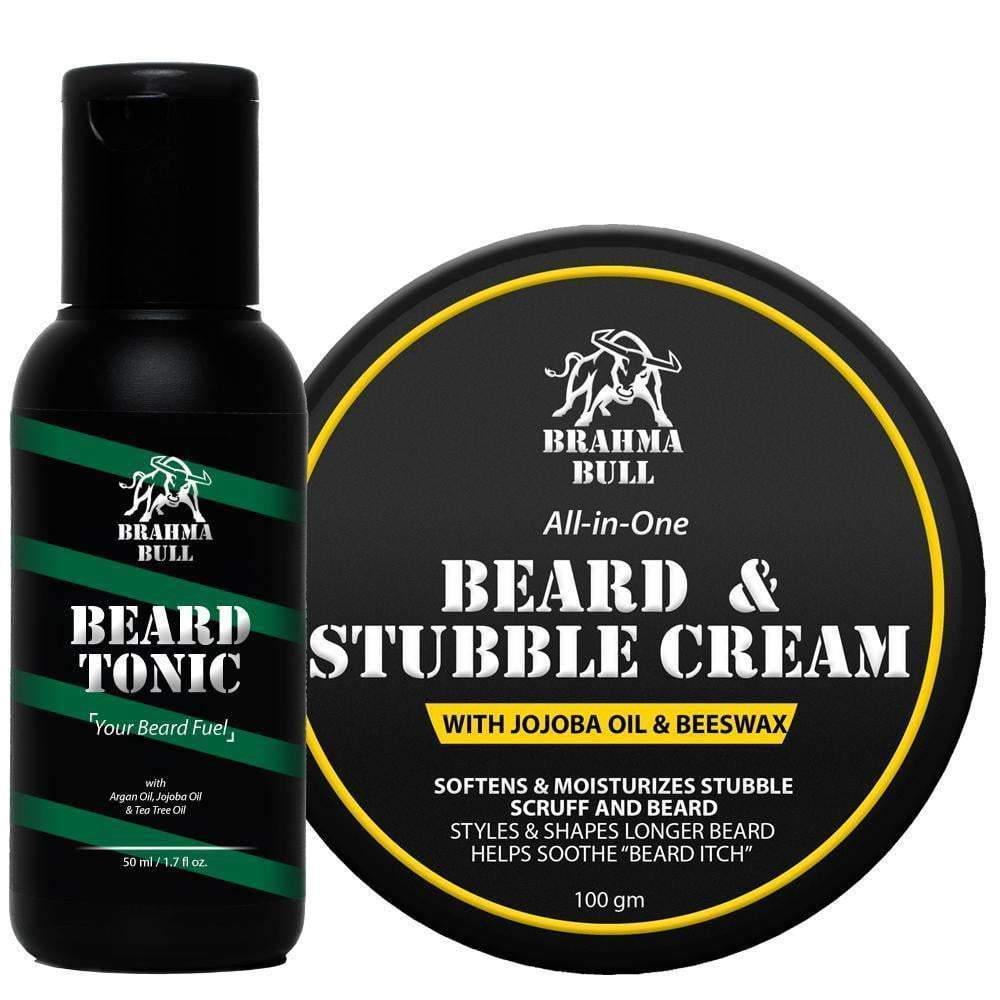 Beard Tonic & Cream - Brahma Bull - Men's Grooming