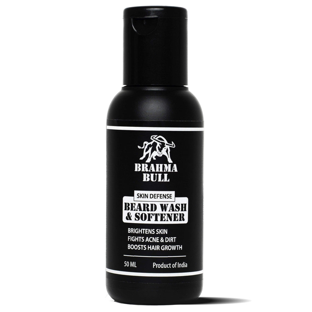 Beard Wash & Softener - Brahma Bull - Men's Grooming